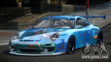 Porsche 911 PSI R-Tuning S5 for GTA 4
