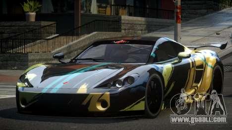 Ascari A10 BS-U S3 for GTA 4