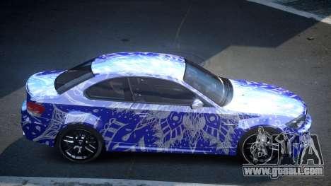 BMW 1M E82 SP Drift S9 for GTA 4