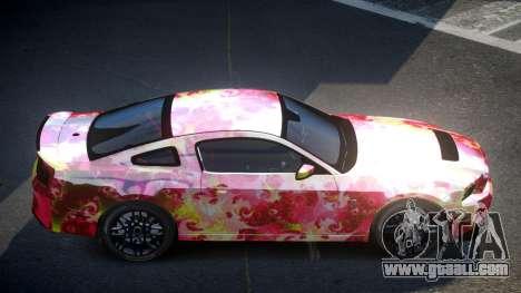 Shelby GT500 GST-U S10 for GTA 4