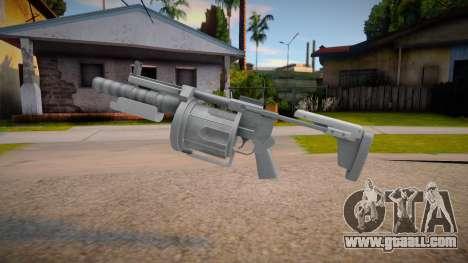 Grenade Launder for GTA San Andreas