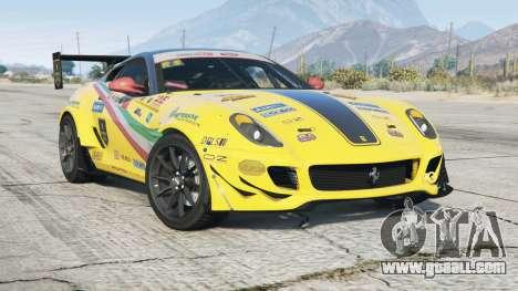 Ferrari 599 GTB Fiorano 2007〡Formula Drift