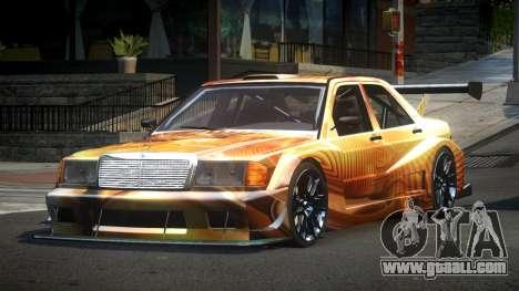 Mercedes-Benz 190E GST-U S5 for GTA 4
