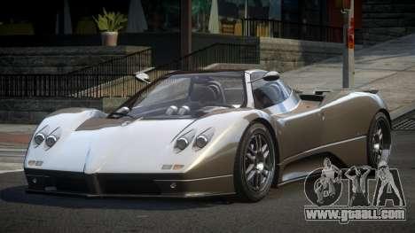 Pagani Zonda BS-S for GTA 4
