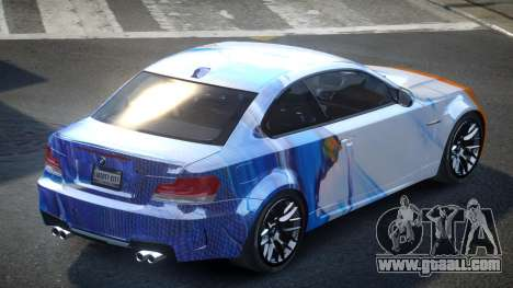 BMW 1M E82 SP Drift S2 for GTA 4