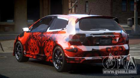 Honda Civic U-Style S5 for GTA 4