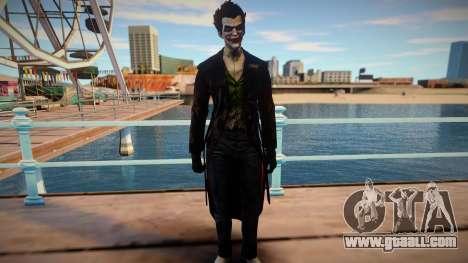 Joker (good skin) for GTA San Andreas