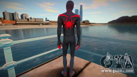 Miles Morales - Classic Suit v1 for GTA San Andreas