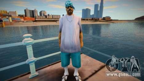 New vla3 skin for GTA San Andreas