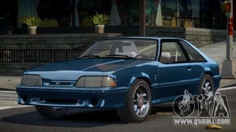 Ford Mustang SVT 90S for GTA 4