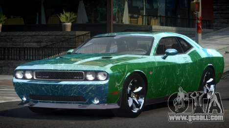 Dodge Challenger SP 392 S10 for GTA 4
