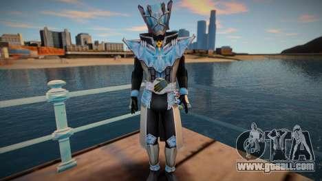 Kamen Rider Wizard Infinity Style for GTA San Andreas