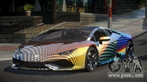 Lamborghini Huracan GST S3 for GTA 4