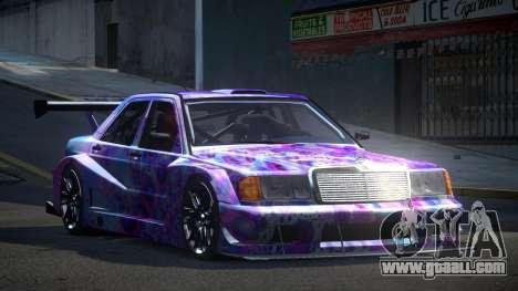 Mercedes-Benz 190E GST-U S6 for GTA 4