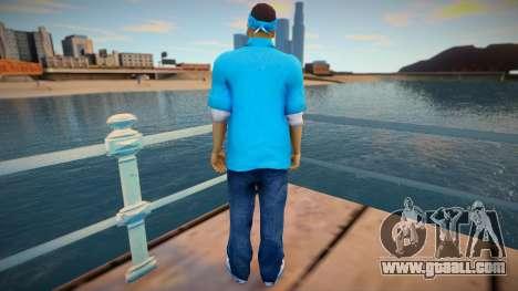 SFRifa 3 for GTA San Andreas