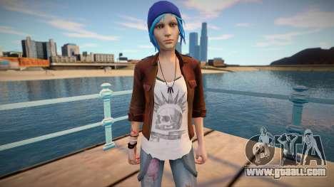 Chloe - Life is Strange for GTA San Andreas