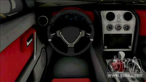 AC 378 GT Zagato [VehFuncs] for GTA San Andreas