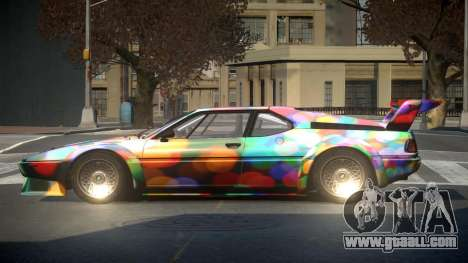 BMW M1 IRS S9 for GTA 4