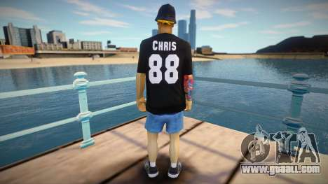 CHRIS 88 for GTA San Andreas