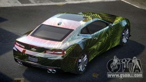 Chevrolet Camaro GS-R S7 for GTA 4