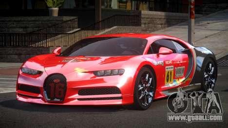 Bugatti Chiron GS Sport S4 for GTA 4