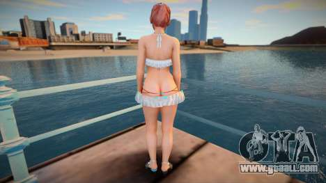 Honoka Misty Lily for GTA San Andreas