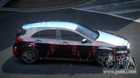 Mercedes-Benz A45 US S1 for GTA 4