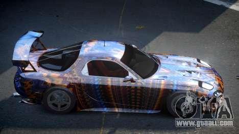 Mazda RX-7 iSI S4 for GTA 4