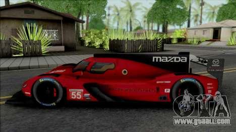 Mazda RT24-P 2018 for GTA San Andreas