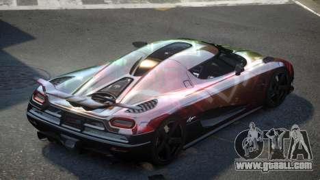 Koenigsegg Agera US S5 for GTA 4
