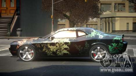 Dodge Challenger SRT GS-U S4 for GTA 4