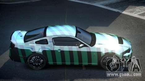 Shelby GT500 GST-U S5 for GTA 4