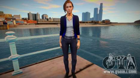 Jill Omnitrix Skin for GTA San Andreas