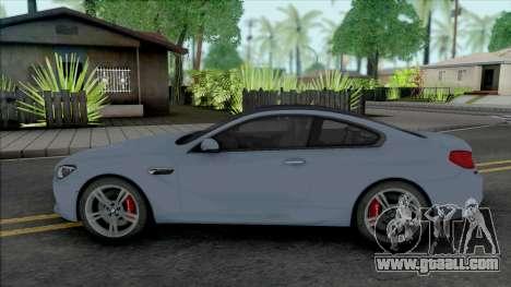 BMW M6 Coupe (SA Lights) for GTA San Andreas