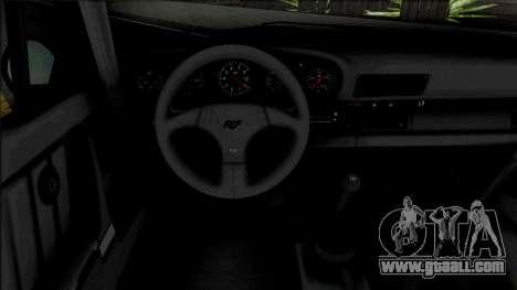 Porsche 911 Turbo Wangan Midnight Black Bird for GTA San Andreas