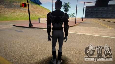 Spider Armor Mk.I (Black) for GTA San Andreas