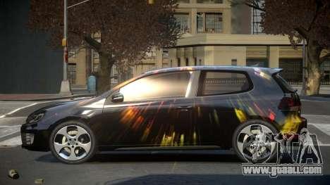 Volkswagen Golf GST S5 for GTA 4