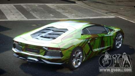 Lamborghini Aventador BS LP700 PJ5 for GTA 4