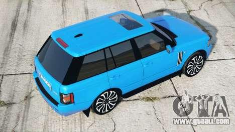 Range Rover Autobiography (L322) 2010