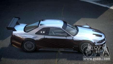Nissan Skyline R34 US S9 for GTA 4