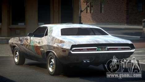 Dodge Challenger SP71 S10 for GTA 4