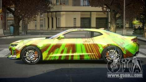 Chevrolet Camaro GS-R S4 for GTA 4