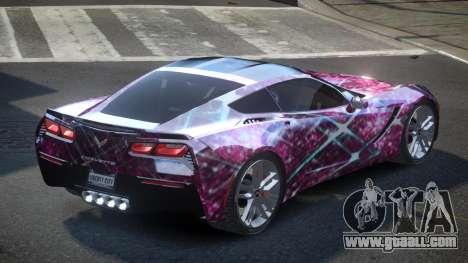 Chevrolet Corvette BS Z51 S6 for GTA 4