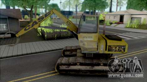 Hydraulic Excavator for GTA San Andreas