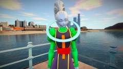 Vados from Dragon Ball Xenoverse 2 for GTA San Andreas
