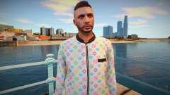 Guy 25 from GTA Online for GTA San Andreas