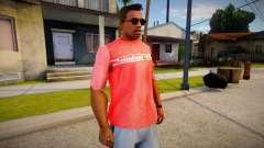New T-Shirt - tshirtproblk for GTA San Andreas