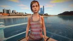 Ellie Left Behind for GTA San Andreas