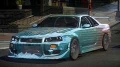 Nissan Skyline R34 PSI-S S3 for GTA 4