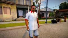 Burger Shot Shirt for GTA San Andreas